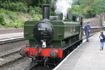 The Llangollen Steam Railway