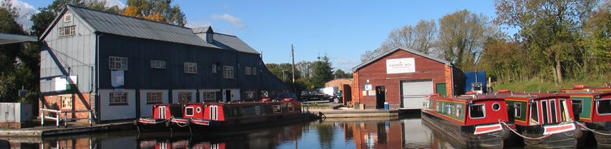 Wrenbury Marina
